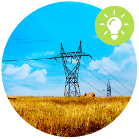 electricity-round